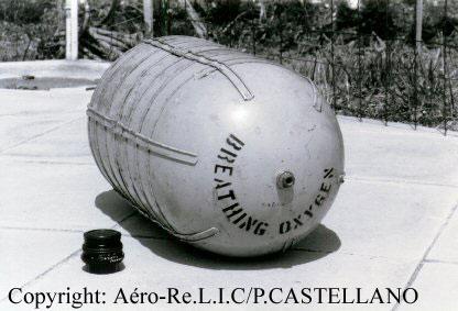 In mémoriam Crash du  B24 Libérator du capitaine Robert W. H Hornbakeroxybottle
